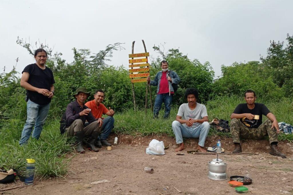Survei Wali Hutan Gunung Geulis